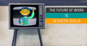 Wistec blog post: The future of work is in digital skills